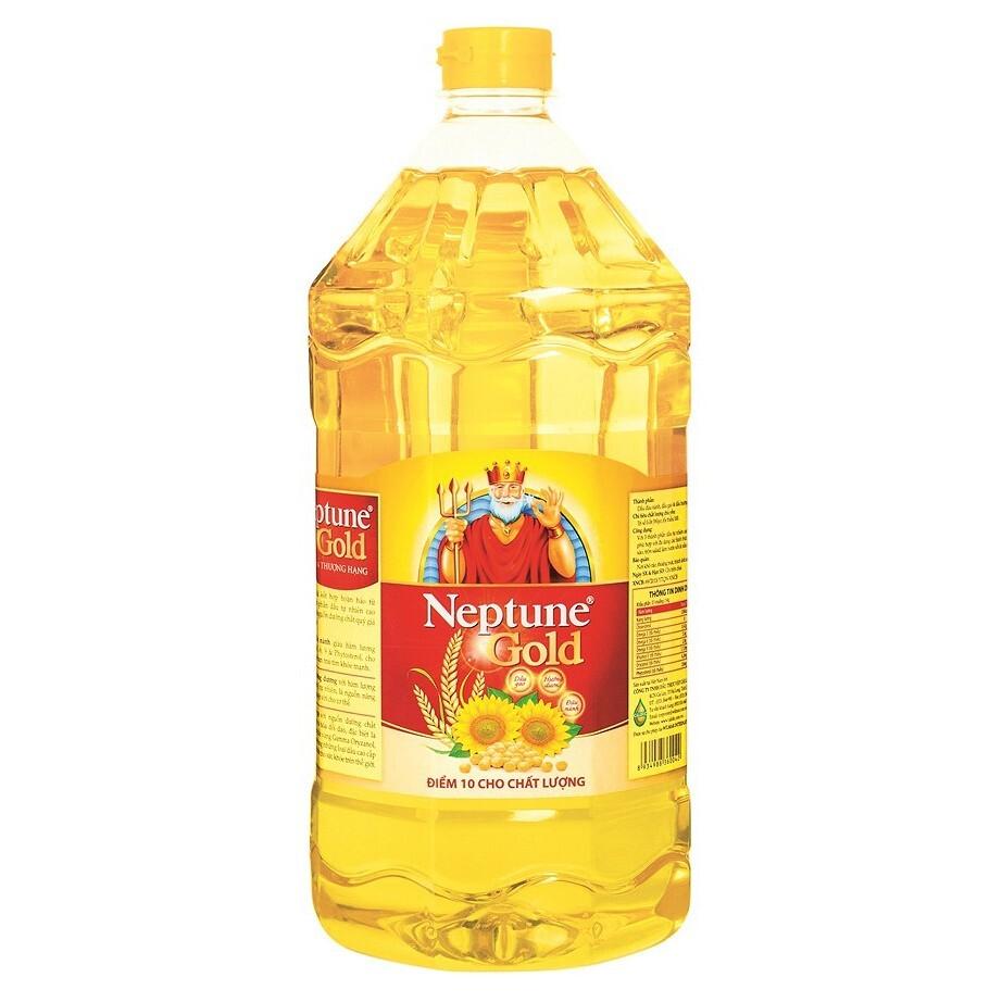 Nơi bán Dầu Ăn Neptune Gold 2 Lít giá rẻ nhất tháng 01