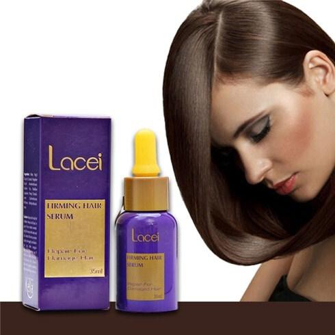 Dầu bóng tóc đặc trị Lacei Firming Hair Serum 35ml