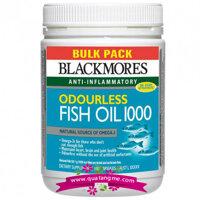 Dầu cá Omaga 3 Blackmores 1000mg 500 viên