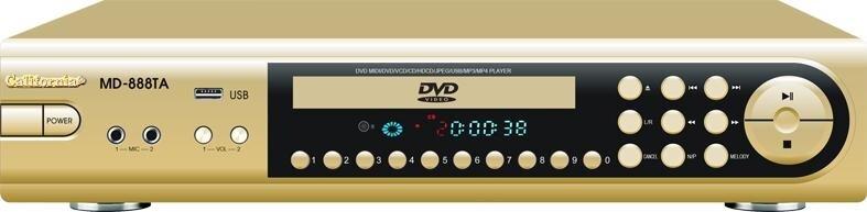Đầu California MIDI MD 888 TA/TB/TC