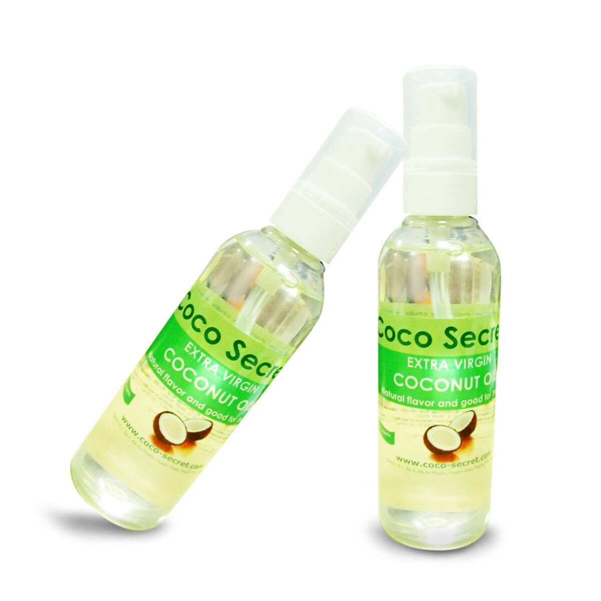 Dầu dừa Coco Secret - 100ml