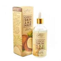 Dầu dừa L'amour Coco Skin & Hair 100ml
