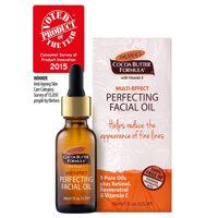 Dầu dưỡng da ngăn ngừa lão hóa Palmer's Cocoa Butter Formula Multi-Effect Perfecting Facial Oil 30ml