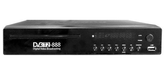 Đầu DVD karaoke Arirang DVB T2-888