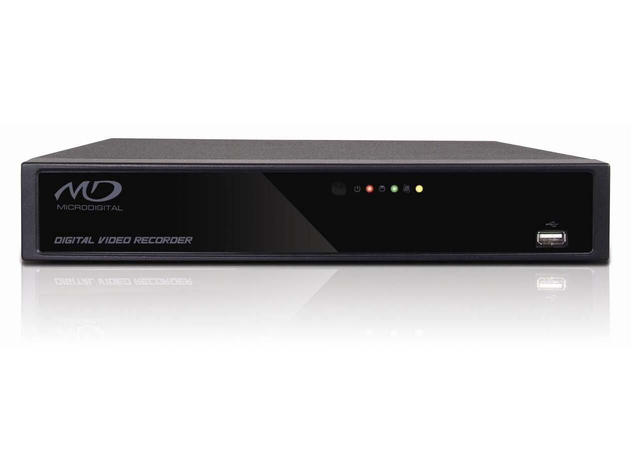 Đầu ghi DVR 16 kênh chuẩn H264 MDR16400