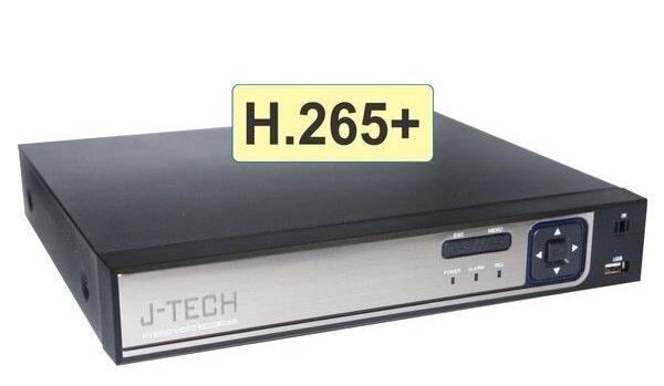 Đầu ghi hình camera IP J-Tech HD6208 - 8 kênh