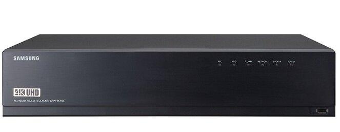 Đầu ghi hình camera IP Samsung XRN-1610 - 16 kênh