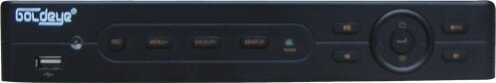 Đầu ghi hình chuẩn H.264 Goldeye GE-H5304 - 4 kênh
