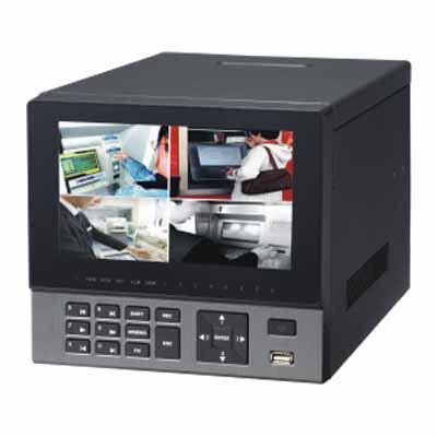 Đầu ghi hình IP Kbvision KX-8404AD4 - 4 kênh, chuyên dụng cho ATM
