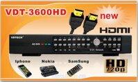 Đầu ghi hình VDTech VDT-3600HD - 8 kênh