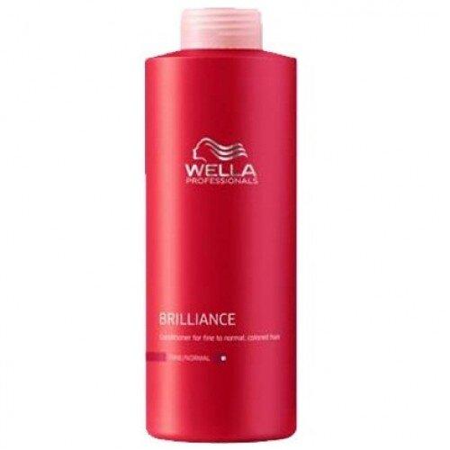 Dầu gội chăm sóc tóc nhuộm Wella Brilliance - 1000ml