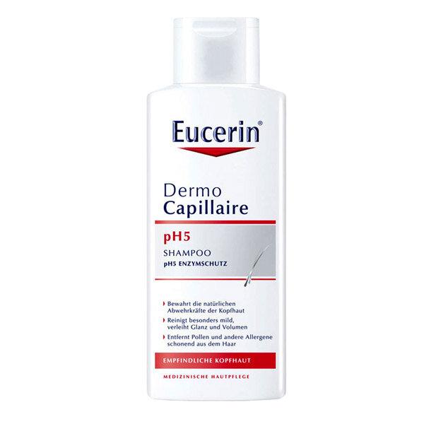 Dầu gội cho da nhạy cảm Eucerin PH5 shampoo 250ml
