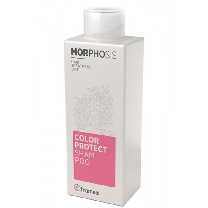 Dầu gội dưỡng màu tóc nhuộm Morphosis Color Protect Framesi – 1000ml