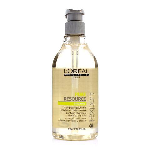 Dầu gội hạn chế dầu LOréal Serie Expert Pure Resource Citramine 500ml