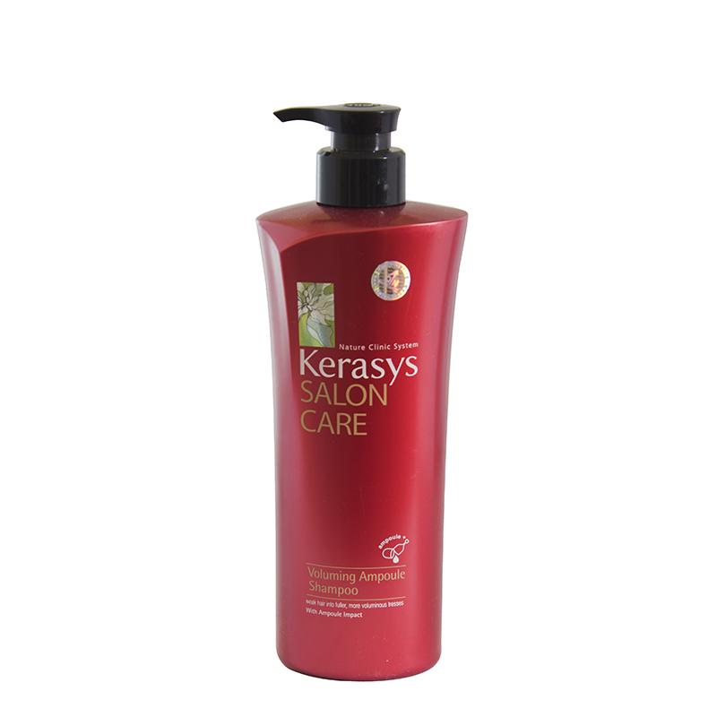 Dầu gội Kerasys Salon care Voluming Ampoule làm dày tóc 470ml