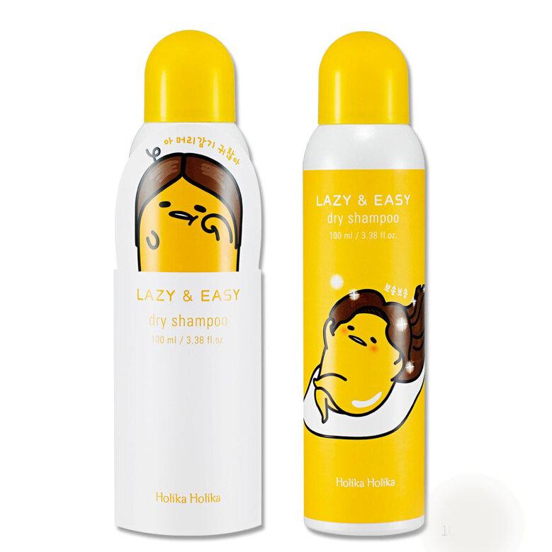 Dầu Gội Khô Holika Holika Lazy & Easy Dry Shampoo