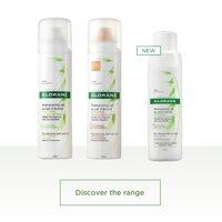 Dầu gội  Klorane dry shampoos with Oat milk - 150ml