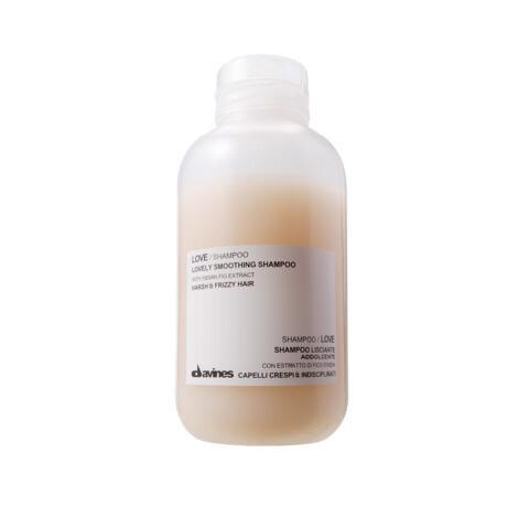 Dầu gội làm thẳng, mượt tóc dành cho tóc thô PH 5.4 Love Smoothing Shampoo