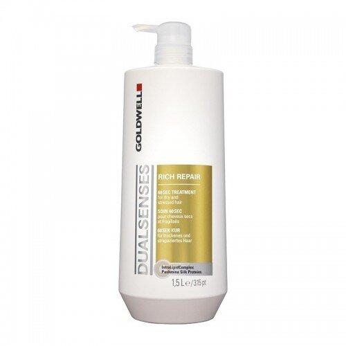 Dầu gội phục hồi tóc hư tổn Goldwell Repaỉ - 1500ml