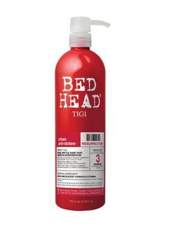 Dầu gội tái sinh Tigi số 3 Bed Head Urban Antidotes Resurrection Shampoo - 250ml