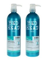Dầu gội xả phục hồi Bed Head Tigi Urban Antidotes Recovery Shampoo - 750ml