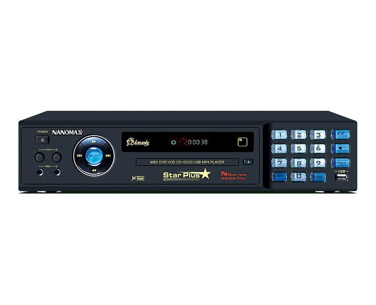 Đầu karaoke Nanomax MIDI N-8686