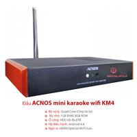 Đầu karaoke wifi Acnos KM4