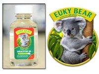 Dầu khuynh diệp Euky Bear 60ml