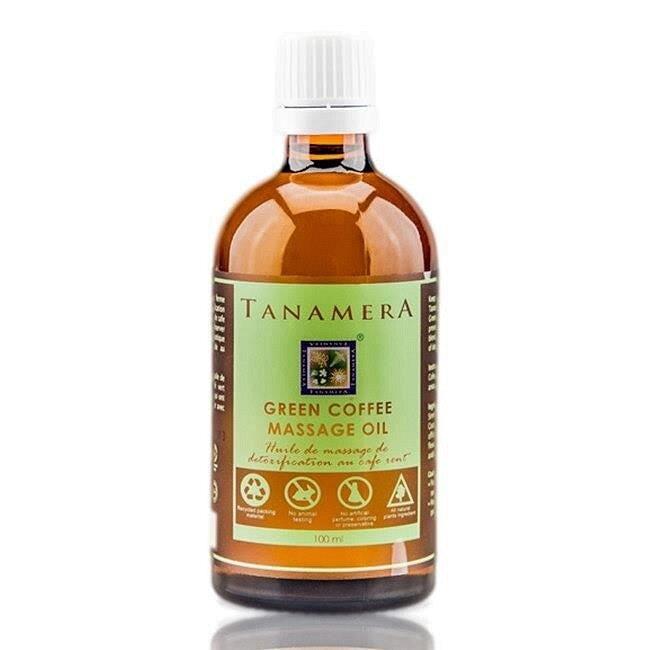 Dầu massage thải độc cà phê xanh Tanamera TN07-R004 100ml