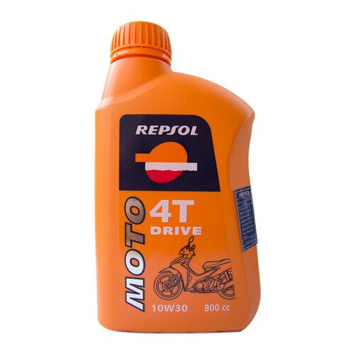 Dầu nhớt Repsol Moto Driver 4T 10W30 0,8L