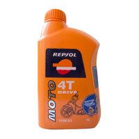 Dầu nhớt Repsol Moto Driver 4T 10W30 1L
