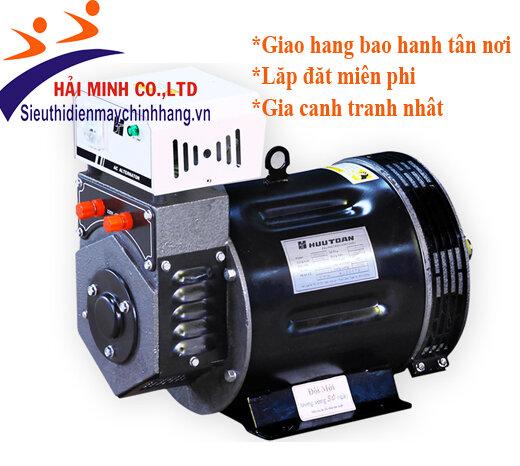 Đầu phát điện 3 pha Hữu Toàn HTA12.5T