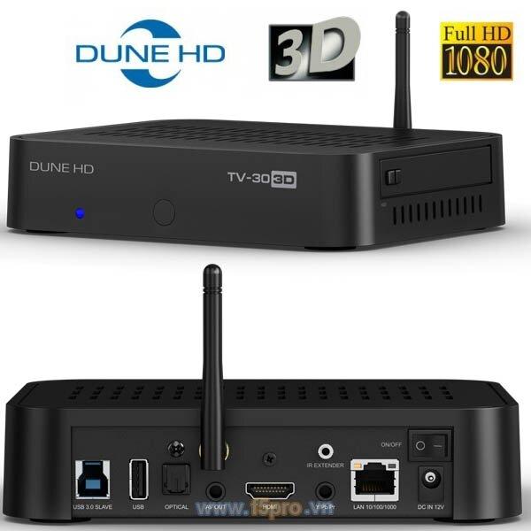Đầu phát HD Dune 303D