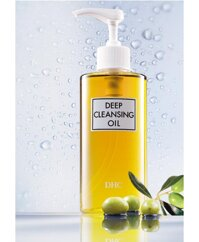 Dầu tẩy trang Deep Cleansing Oil của DHC 70ml