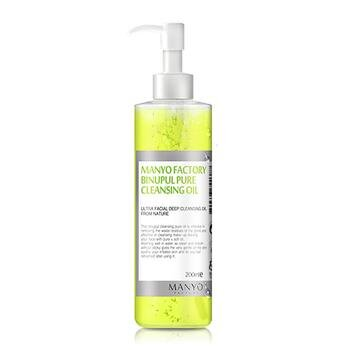 Dầu tẩy trang Manyo Factory Pure Cleansing Oil 200ml