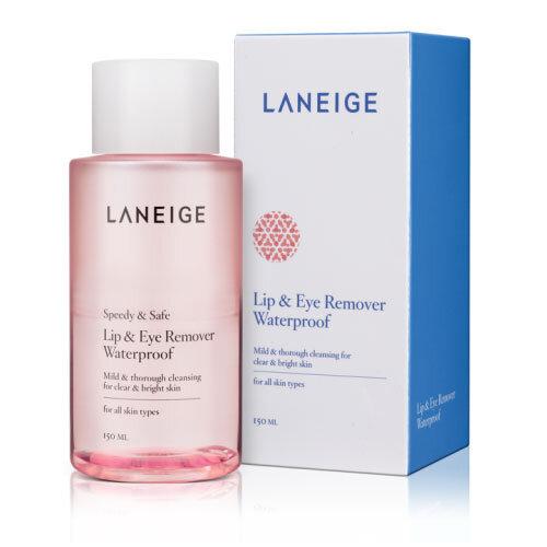 Dầu tẩy trang mắt môi Laneige Lip & Eye removal 150ml