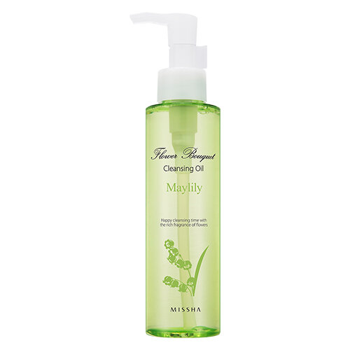 Dầu tẩy trang MISSHA Flower Bouquet Maylily Fresh Cleansing Oil
