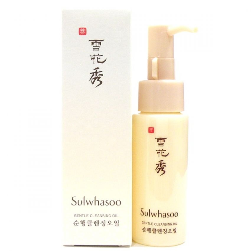 Dầu tẩy trang Sulwhasoo Gentle Cleansing Oil 50ml