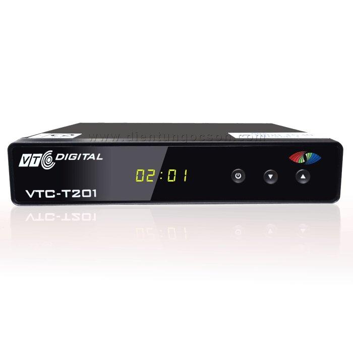 Đầu thu DVB T2 VTC T201