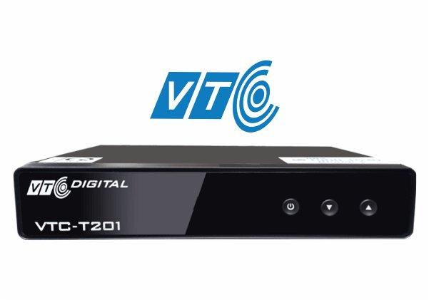 Đầu thu truyền hình kỹ thuật số DVB-T2 VTC T206