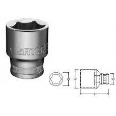 Đầu túyp 6 góc SATA 13-307 16mm, 1/2inch