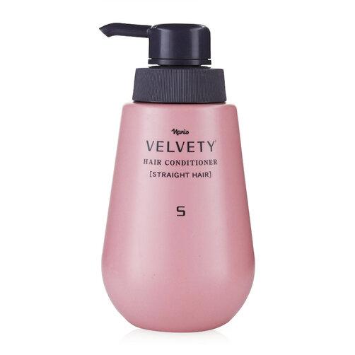 Dầu xả dành cho tóc thẳng Naris Velvety Hair Conditioner S 400ml