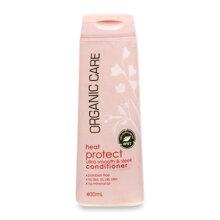 Dầu xả ngăn ngừa tóc hư tổn và gãy rụng Organic Care Heat Protect Ultra Smooth & Sleek Conditioner 400ml