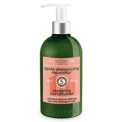Dầu xả phục hồi tóc khô và hư tổn L'Occitane Aromachologie Repairing Conditioner 500ml