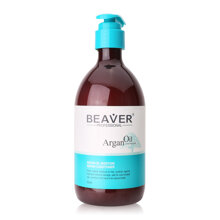 Dầu xả tái tạo chuyên sâu Beaver Argan Oil Moisture Repair Conditioner 500ml
