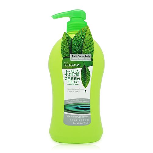 Dầu xả trà xanh Follow Me Green Tea Anti-Break Tech Hydrating Conditioner 750ml