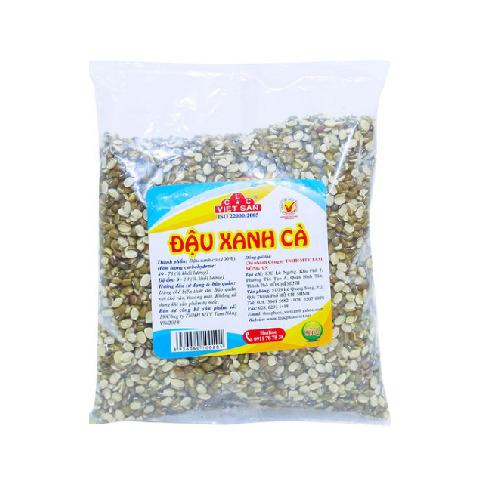Đậu xanh cà Việt San – gói 500g