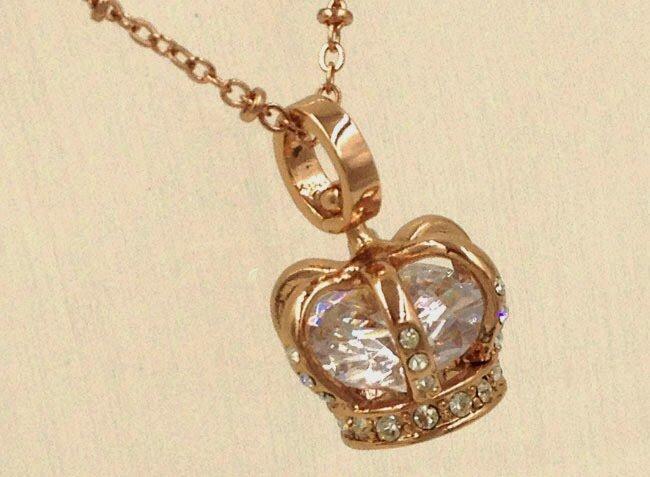 Dây chuyền trang sức mạ vàng VO15918N