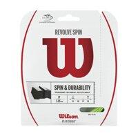 Dây cước tennis Wilson Revolve Spin 17 Green WRZ956900