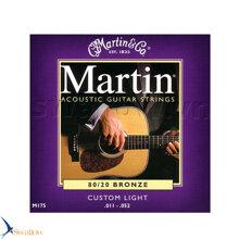 Dây đàn guitar Acoustic Martin M175